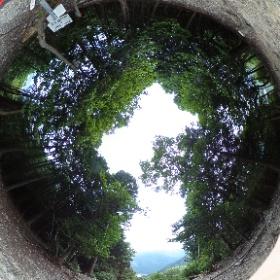 京都市左京区 瓢箪崩山