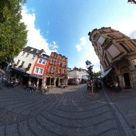 St. Johanner Markt #theta360 #theta360de