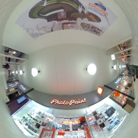 Photopointi Lõunakeskuse esinduskaupluse #theta360