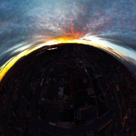 #Dji #Spark #360 photosphere better stitching this time. #imthemobileguru #theta360