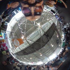 @desuuuu #CaptureTheTitan #theta360 #JPopSummit2015 kodanshacomics.com