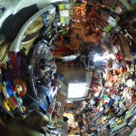 Toy museum #theta360uk
