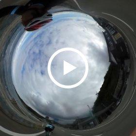 360 video at Wajima #TourDeNoto #Day2 #theta360
