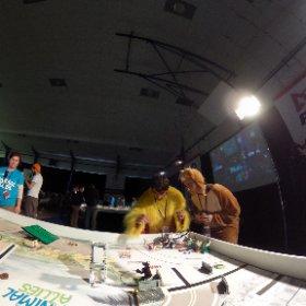 First Lego League #theta360