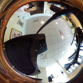 Erica playing an enchanting piece....at Faust Harrison Pianos in Fairfield. #theta360