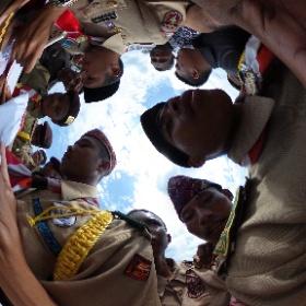 Sesekali pake Ricoh Theta 360 saat liputan :D #RicohTheta360 #FocusOneLampung #theta360