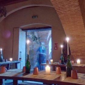 Rione Spada, Foligno - Taverna delle Conce #Q4D #QuintanaFoligno #theta360