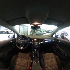 Astra 5-deurs hatchback