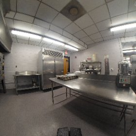 The Culinary Arts kitchen. (Pt. 2)