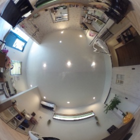 山口県山口市宮野の美容室 美容室シューケット です。  http://ch-q.jp/   #theta360