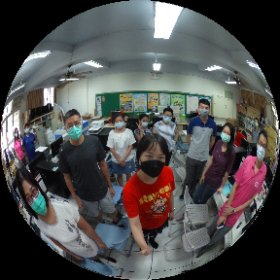 2021.8.25~26 臺北市南門國小 WEB VR 全景導覽實作 研習