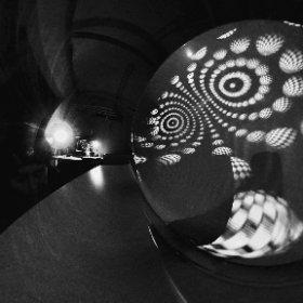 #domeprojection #littledome #bowl #touchdesigner #olgawroniewicz #inthestudio #tryouts #theta360