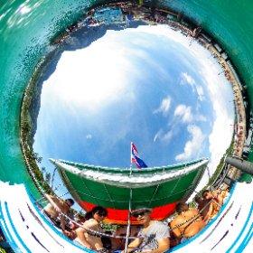 Maya Bay Tours, Phuket, Thailand #MayaBay #Thailand #Phiphi #theta360
