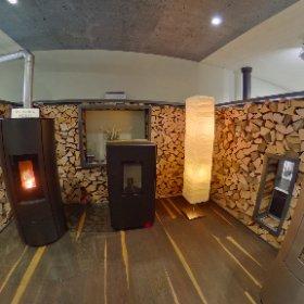 Wohlige Wärme. CO2-neutral. Geniessen Sie das besondere Gefühl. Bei der Katec GmbH in Flawil nicht nur im Prospekt, sondern in einer umfangreichen Ausstellung. #theta360