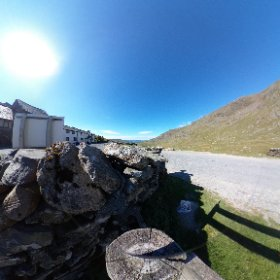 Kirkstone Pass in the Lake District #kirkstonepass #lakedistrict #hills #lakes #england #360photography  #theta360 #theta360uk