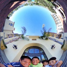 Weekend at Terranea #theta360