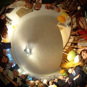 Happy Wedding Day Paula & Sean Harris x #theta360 #theta360uk