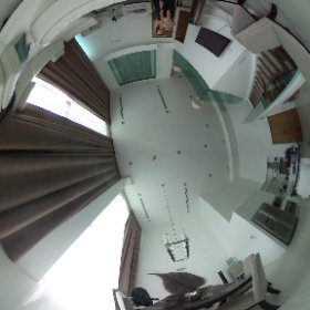 sanctuary unit #theta360
