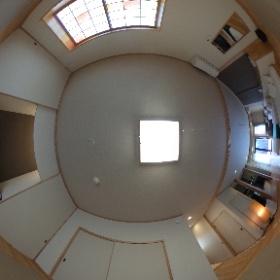 THETAで360度で撮影したお部屋 (佐賀・古湯温泉大和屋「佐嘉の間」)