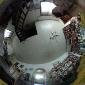 testing 360 degrees cam result on twitter, while wearing a t-shirt my son made me #theta360