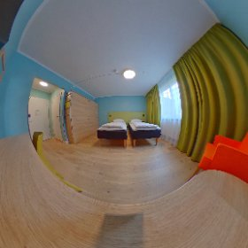 Take a look around a room in the Thon Hotel Gardermoen in #Norway! #theta360