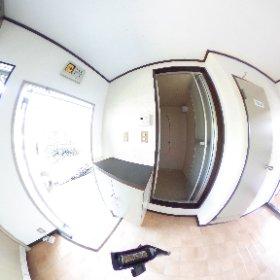 パークサイド103玄関