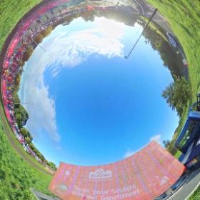 #plusnet York marathon 360 pano  #showthelove @Plusnet  #theta360 #theta360uk