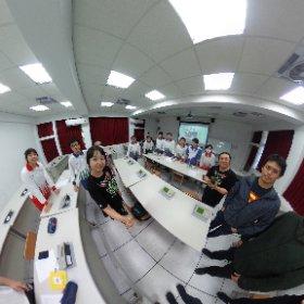 2020.11.19 宜蘭 中道國際中小學  - AR擴增實境 體驗課程