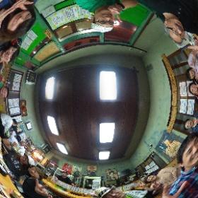 Koshigaya葱Fes'2016 実行委員打ち上げ 1 #theta360