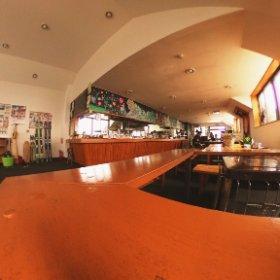横手山クランペットカフェ #theta360
