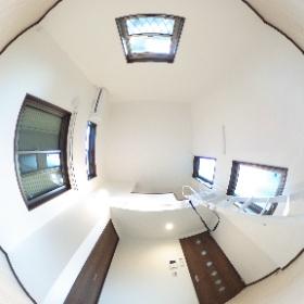 横浜市西区、桜木町駅も徒歩圏内の新築賃貸アパート「クレセール横浜」の角部屋の室内写真です!仲介手数料無料のお問い合わせ先は、03-5806-3123(担当:中村)まで! #theta360