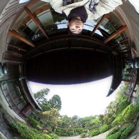 帝釈天 大庭園1