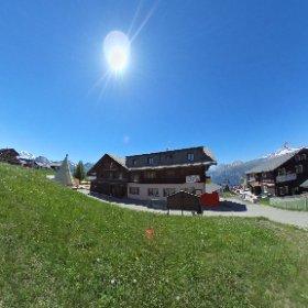 Berghotel Klenenhorn auf Rosswald #theta360