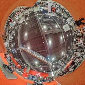 360° au Salon de la Moto de Québec 2017 Crédit 360° : Gérard Bouillon Photographe - www.3d-vhs.com - 3DVHS Concept