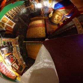 W #Leh północ. Wymodliłem się w buddyjskich świątyniach za wszystkie czasy #Budda360 #360 #podroze #goforworld #theta360