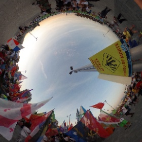 #Rio2016 #オリンピックパーク #theta360