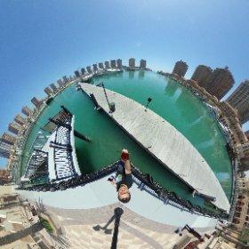 Pearl Marina #theta360