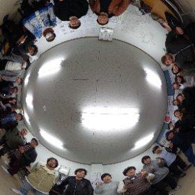ドラ天京都 記念写真 #theta360