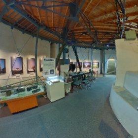 65-cm Refractor Telescope Dome First Floor