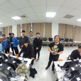 2018.11.05、11.12、11.19 東南科技大學-大四-AR擴增實境多媒體應用、AR 3D、AR 3D動畫
