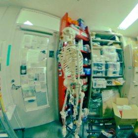 TEST: TUJ Art Room Office #theta360