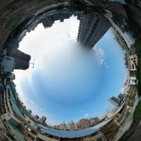 南屯菸樓,空拍+360全景