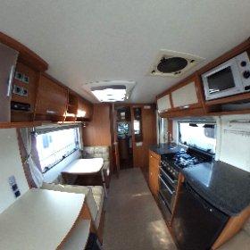 Hymer Nova 570 SL 2008 £8995 #caravanforsale