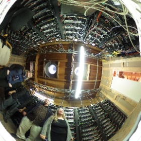 backend of archive.org with @Brewster_Kahle, Mary, Demetrios and Kelly #theta360