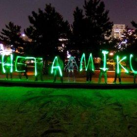 THETA MIKU! #MIKU360