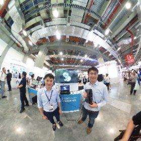 2019.08.21 台灣國際3D列印展 -   先臨 SHINNG 3D & 起點設計