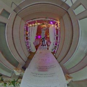 #IDoCandellighting finishing with the venue decoration for Luise & Tommie wedding @ClaregalwayHotel #Sakura3d #DariusIvan #craicingalway #wedding360 #vr360 #theta360 #theta360uk