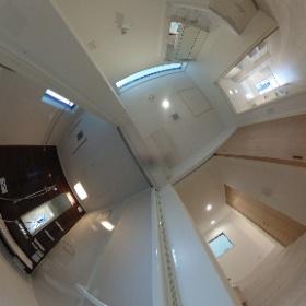 福岡市中央区新築住宅工事 2階脱衣室・浴室