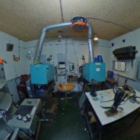 Projection Room 2 #theta360