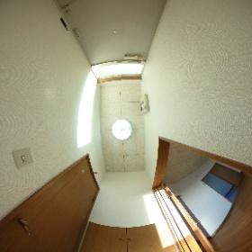 コーポアサヒ201 (玄関)